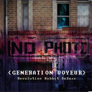 Generation Voyeur single cover art